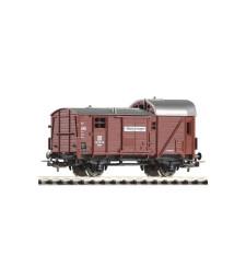 Товарен вагон Gwhu02 DR, епоха III