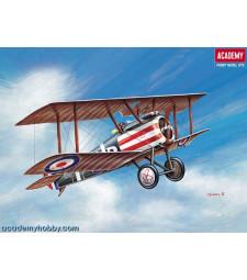 1:72 Британски биплан от Първата световна война WW I SOPWITH CAMEL