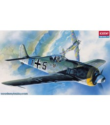 1:72 Германски изтребител FW190A 6/8 FOCKE WULF