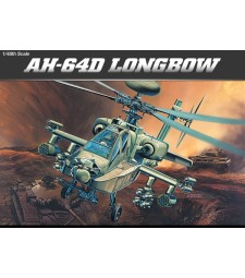 1:48 Хеликоптер AH-64D LONG BOW