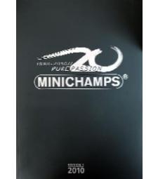 Каталог Minichamps - 2010 - Издание 1 (PMA CATALOGUE - 2010 - EDITION 1)