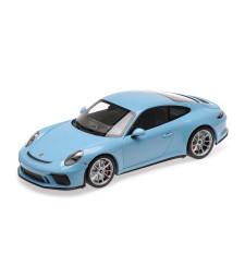PORSCHE 911 GT3 TOURING - 2018 - BLUE