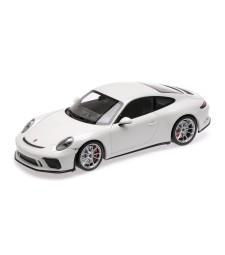 PORSCHE 911 GT3 TOURING - 2018 - WHITE