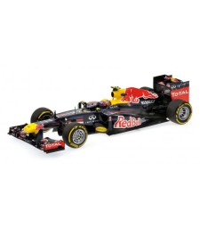 RED BULL RACING RENAULT RB8 - MARK WEBBER - 2012