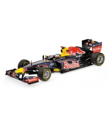 RED BULL RACING - SHOWCAR - SEBASTIAN VETTEL - 2012 L.E. 3000 pcs.
