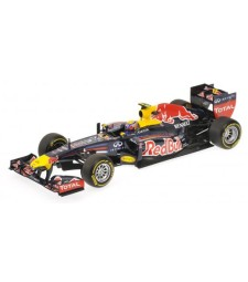 RED BULL RACING - SHOWCAR - MARK WEBBER - 2012 L.E. 720 pcs