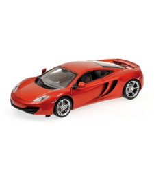 MCLAREN MP4-12C - 2011 - RED METALLIC L.E. 2500 pcs.