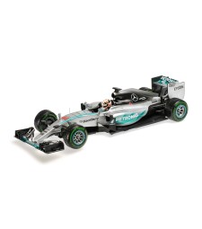 MERCEDES AMG PETRONAS F1 TEAM W06 HYBRID - LEWIS HAMILTON - WINNER USA GP 2015