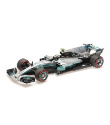 MERCEDES AMG PETRONAS FORMULA ONE TEAM F1 W08 EQ POWER+ – VALTTERI BOTTAS – 2ND MEXICAN GP 2017
