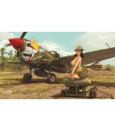 1:32 Къртис П-40Н Уорхок (P-40N Warhawk)