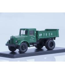 YAAZ-205 dumper truck - dark green
