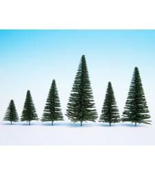 Елхови дървета с игла за засаждане, 10 бр., 5 - 14 cm