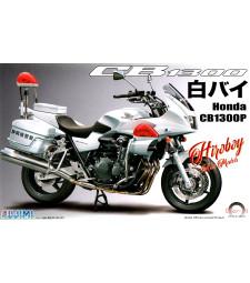 1:12 Автомобил Honda CB1300P POLICE Motorcyle