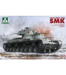 1:35 Експериментален съветски тежък танк СМК (Soviet Heavy Tank SMK)