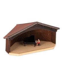 """Пиано концерт със звук """"Малка нощна музика"""" (12,2 x 9,4 x 6,6 cm)"""