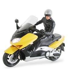 1:24 Скутер Yamaha TMAX с фигура