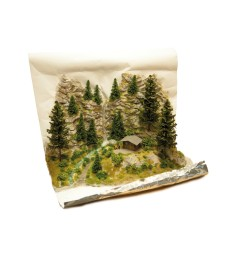 Пейзажно моделиращо фолио - 150 cm x 25 cm