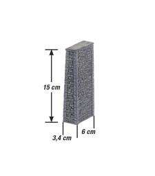 Каменна колона за виадукт за теснолинейка