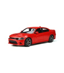 2019 DODGE CHARGER SRT HELLCAT TORCH RED