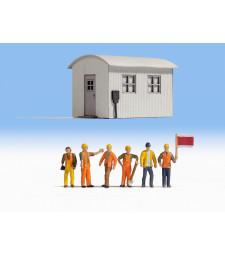 ЖП строители
