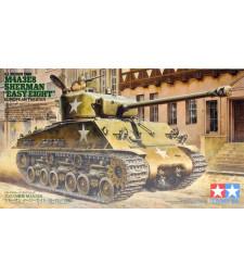 1:35 Американски среден танк M4A3E8 Шърман