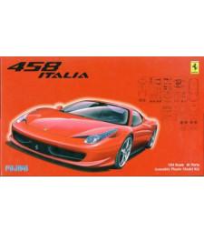 1:24 Спортен автомобил Ferrari 458 - REAL SPORTS CAR Series
