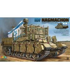 1:35 Тежък пехотен бронетранспонтьор IDF NagmachonDoghouse-Late APC