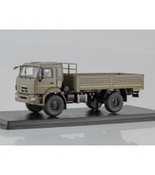 KAMAZ-43502 (DAF-M) – Khaki