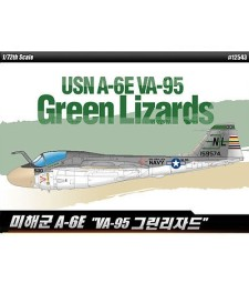 """1:72 Американски двудвигателен реактивен атакуващ самолет А-6Е """"GREEN LIZARDS"""" (A-6E GREEN LIZARDS)"""