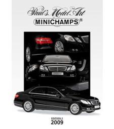 Каталог Minichamps - 2009 - Издание 2 (PMA CATALOGUE - 2009 - EDITION 2)