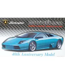 1:24 Спортен автомобил Lamborghini Murcielago 40th Anniversary Model
