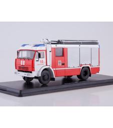 Fire Engine AC-3,2-40 (KAMAZ-43253)