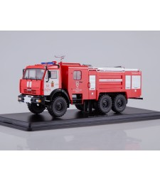 Fire Engine AC-5-40 (KAMAZ-43118)