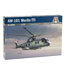 1:72 Европейски хеликоптер Agusta Westland AW-101 TTI