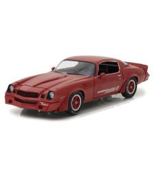 1981 Chevrolet Z28 Yenko Turbo Z - Red