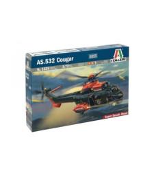 1:72 Европейски военен хеликоптер Юрокоптер АС-53 Пума (Eurocopter AS-532 Cougar)