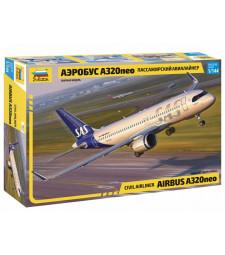 1:144 Пътнически самолет AIRBUS A 320 NEO
