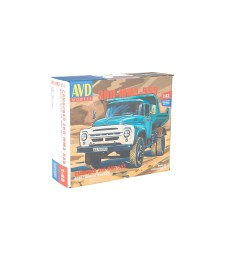 ZIL-MMZ-555 dump truck - Die-cast Model Kit