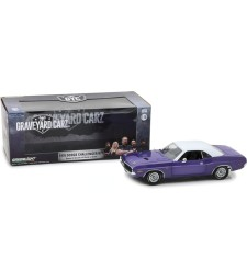 "Graveyard Carz (2012-Current TV Series) - 1970 Dodge Challenger R/T (Season 5 - ""Chally vs. Chally"")"