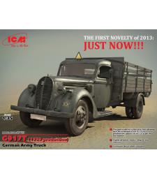 1:35 Германски военен камион G917T (1939)