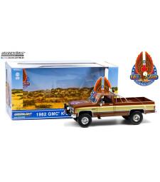 Fall Guy Stuntman Association - 1982 GMC K-2500 Sierra Grande Wideside