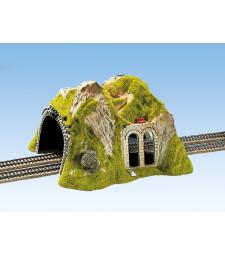 Тунел за двойна релса, прав, 30x28cm, 17cm висок