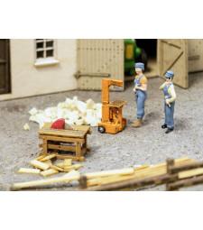 Резачка за дърва и циркуляр - 3D серия