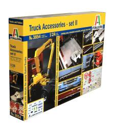 1:24 Аксесоари за камиони-универсални II част