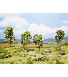 Крушово дърво - 11,5 см височина, 4 броя