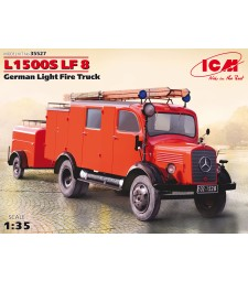 1:35 Германски лек противопожарен камион Mercedes L1500S LF 8
