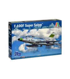 1:72 Американски изтребител F-100F SUPER SABRE