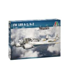 1:72 Германски разузнавателен самолет Фоке-Вулф Фв 189 А-1/А-2 (FW-190 A-1/A-2)