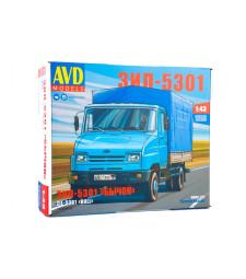 ZIL-5301 flatbed truck - Die-cast Model Kit