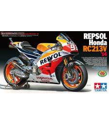 1:12 Мотоциклет Repsol Honda RC213V '14